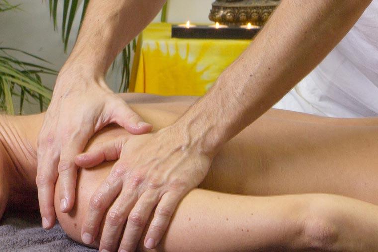 Physiotherapie und Massage bei Zoll